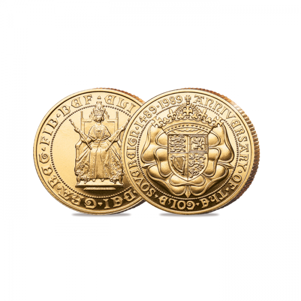 1989 United Kingdom Gold Proof Sovereign