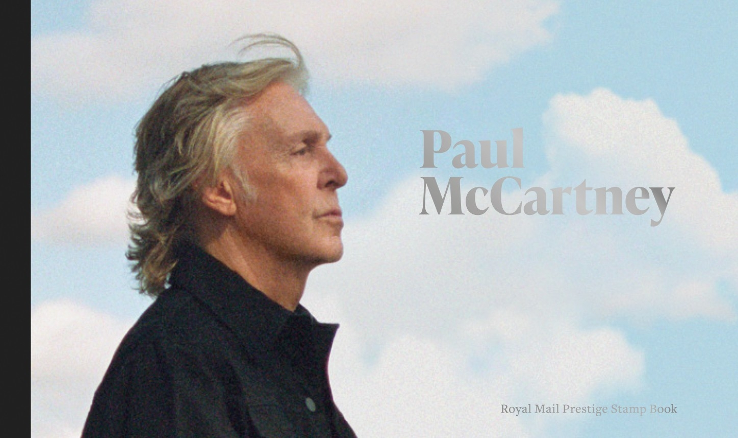 2021 Paul McCartney Limited Edition Prestige Stamp Booklet